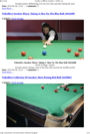 Premium Snooker Certificate Template Page 3